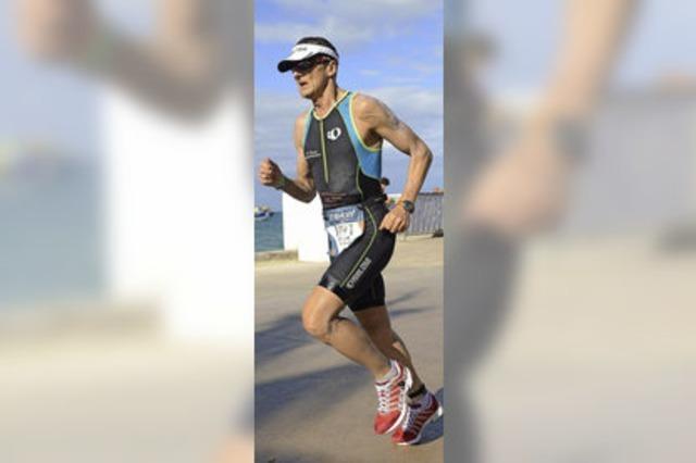 Jahresabschluss mit Ironman in Mexiko