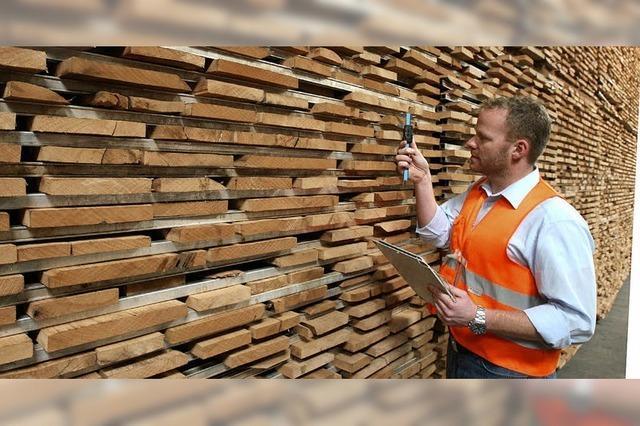 Gute Preise fürs Holz