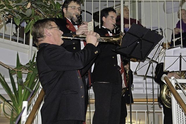 Musik und Kurzweil für die Senioren