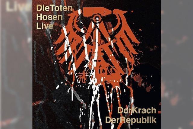 CD: LIVE II: Ohne richtiges Konzertgefühl
