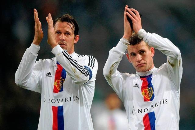 Bitterer Abpfiff: FC Basel hadert mit dem Schiedsrichter