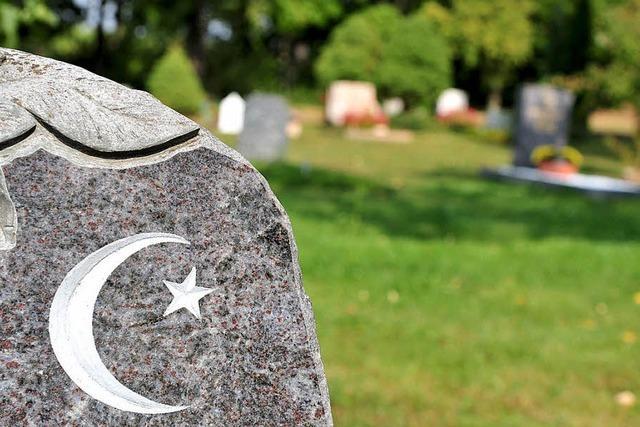 Für Muslime im Land entfällt die Sargpflicht
