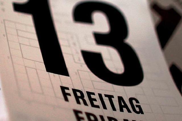 Freitag, der 13.: Warum gibt es den Pechtag?