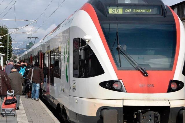 Wiesentalbahn fährt wieder