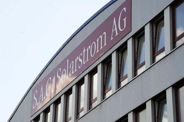 Freiburger Solarstrom AG ist pleite - Zukunft unklar