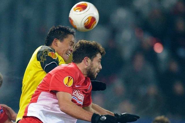 Die Elf des Tages: SC Freiburg verliert im Nebel