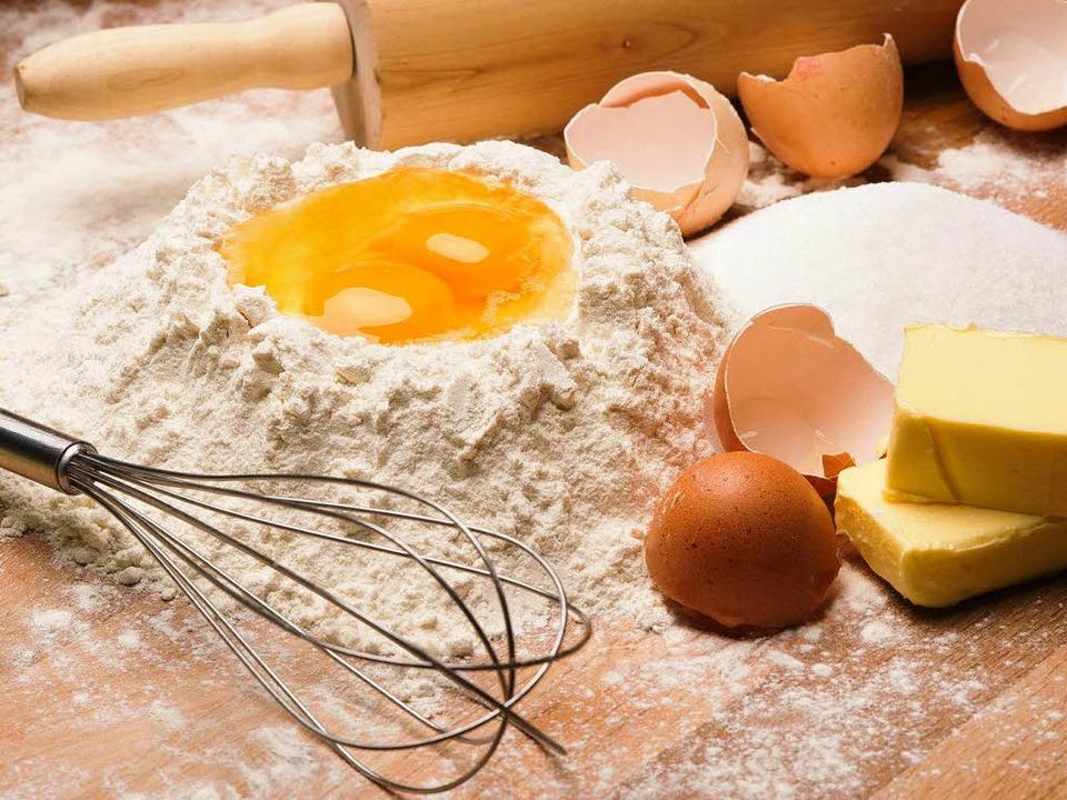 Stabilisieren den Teig und schützen vor  Acrylamid: Eier.    Foto: JACOB SOKOLL