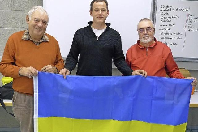 Hilfe für Ukrainer hat sich gewandelt
