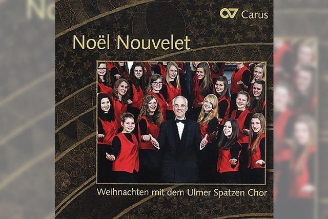 CD: WEIHNACHTEN: Die singenden Mädchen