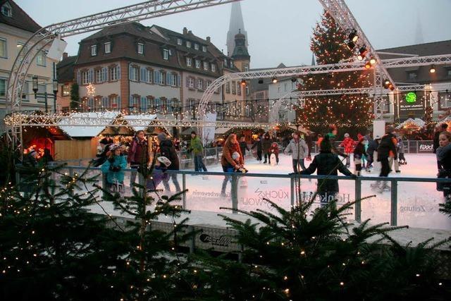 Besucher sind zufrieden: Weihnachtsmarkt läuft sehr gut