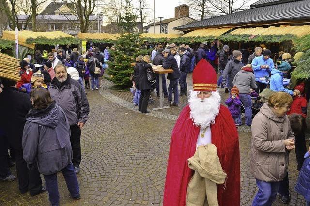 Volksfest zum Advent