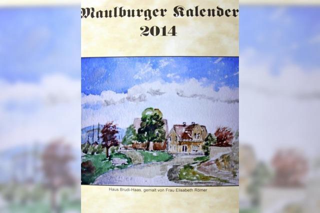 Maulburger Kalender 2014