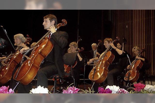 Weihnachtskonzert des Oberrheinischen Sinfonieorchesters Lörrach