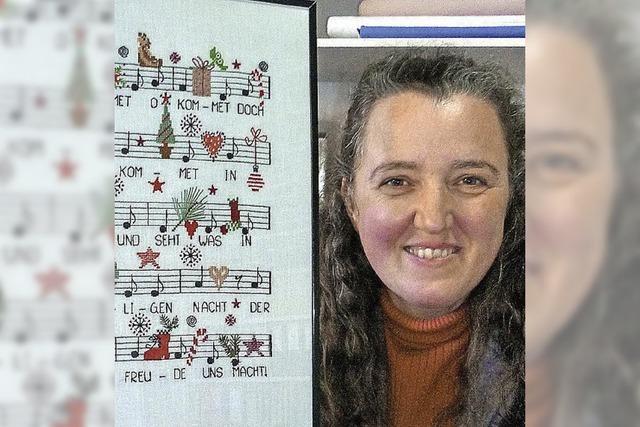 VO 1 BIS 24: Ein gesticktes Weihnachtslied