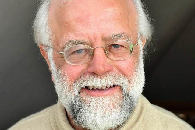 Der Freiburger Autor Ludger Lütkehaus wird 70