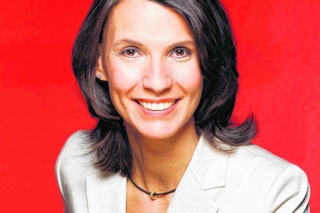 Rita Schwarzelühr-Sutter wird Staatssekretärin im Umwelt-und Bauministerium