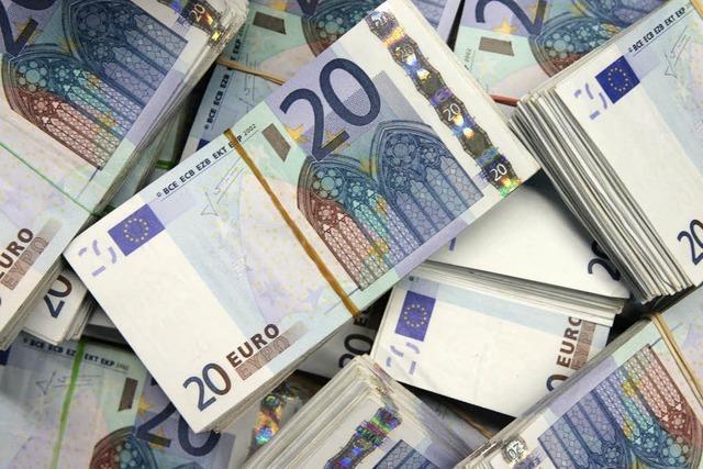 Brüder wollten knapp 230.000 Euro über Grenze schmuggeln
