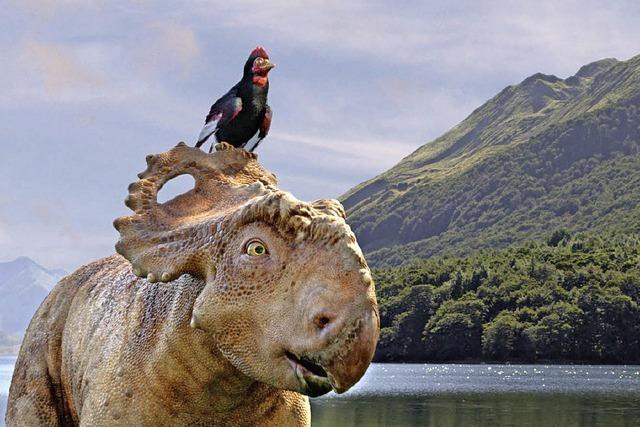 Ein schwacher Held: Dinosaurier 3D