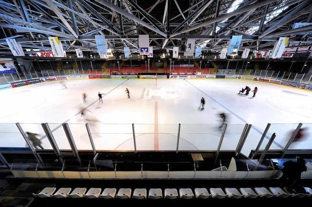 Eishallen-Gutachten sorgt bei der Stadt für Ratlosigkeit