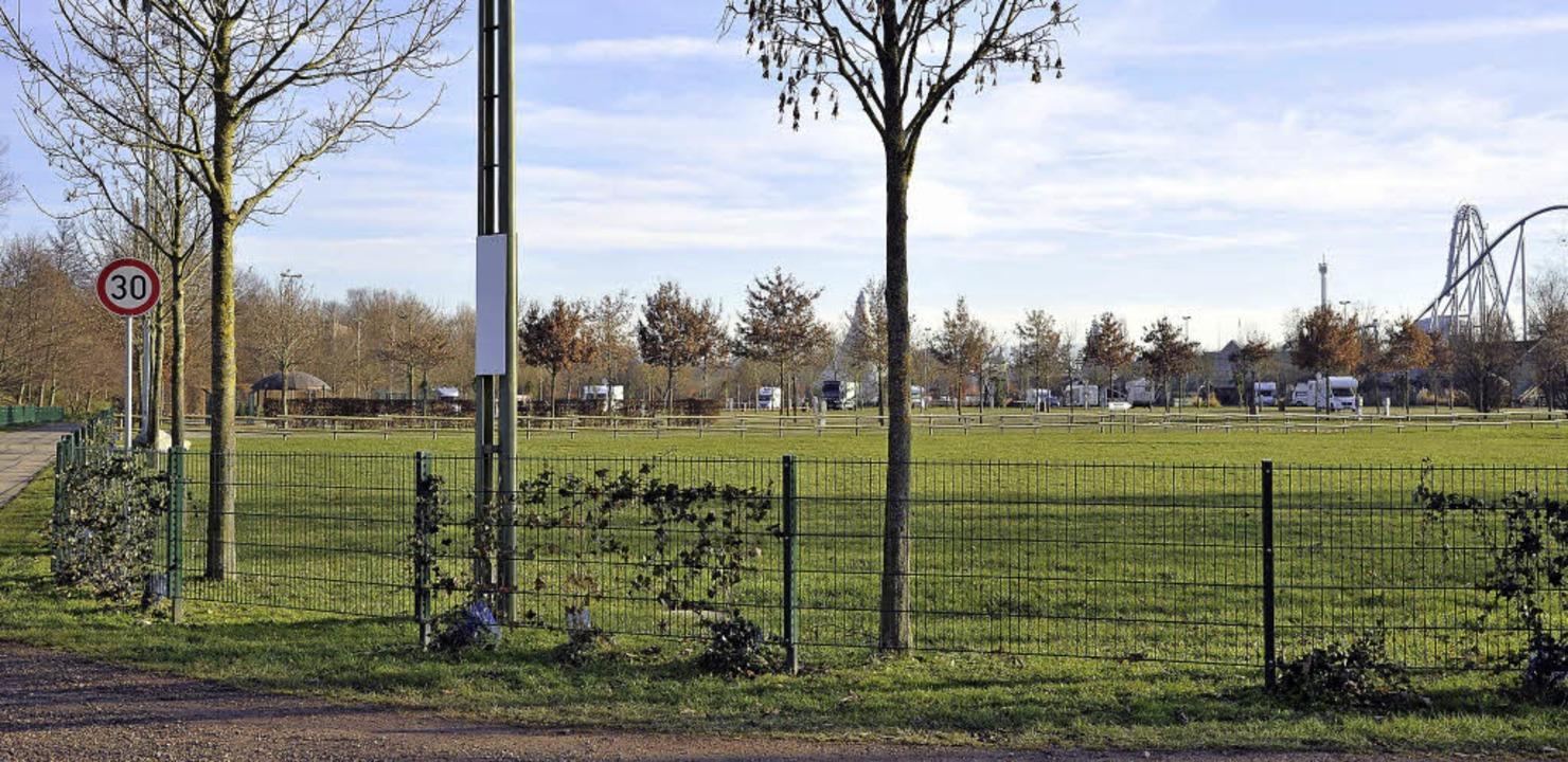 In der Nachbarschaft zum Tipidorf will...at das Vorhaben (vorerst) unterbunden.  | Foto: Bernhard Rein