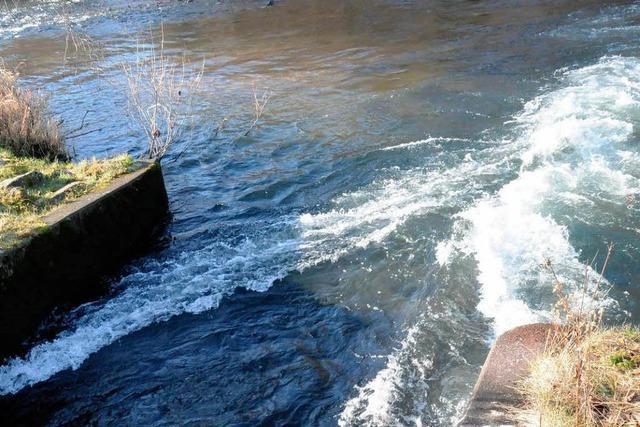 Kleines Wasserkraftwerk bei Maulburg liefert Strom für 250 Haushalte