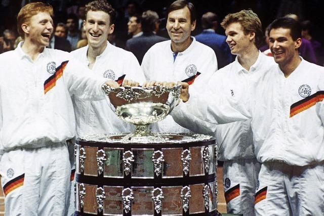 Das Davis-Cup-Wunder von Göteborg jährt sich zum 25. Mal