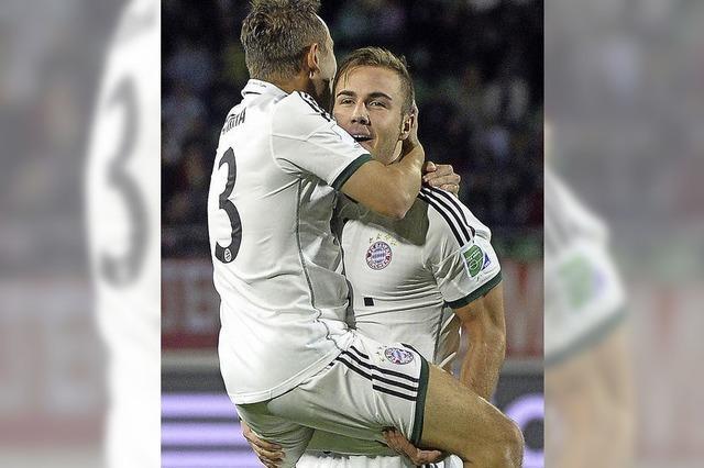 FC Bayern bei der Klub-WM - ein Spaziergang ins Finale