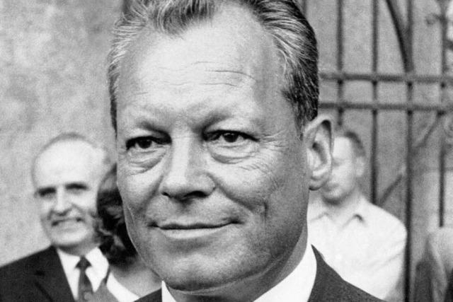 Was Willy Brandt 1976 aus Neustadt mitnahm