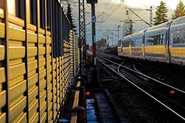 Schallschutz: Herbolzheim hat Priorität