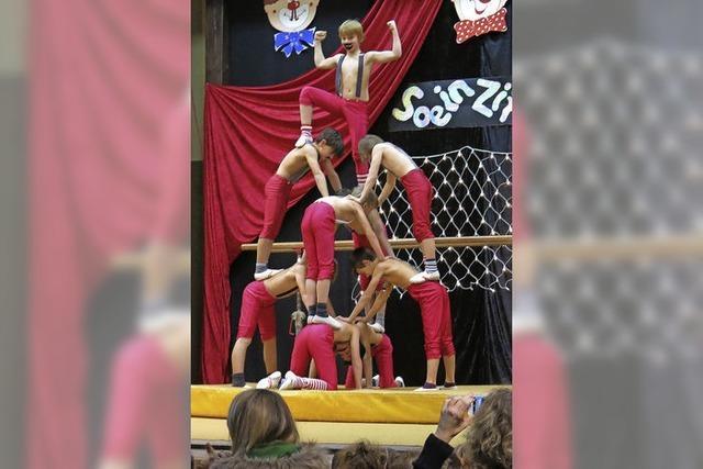 Vorhang auf für einen ganz besonderen Zirkus