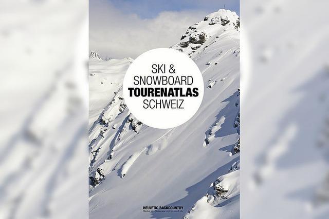 Ski & Snowboard Tourenatlas Schweiz