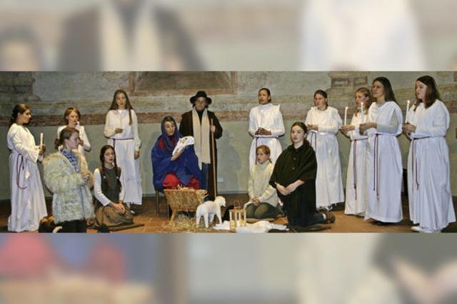 So muss es in Bethlehem gewesen sein