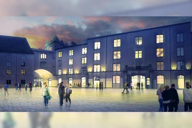Basler Kopfhaus - Doppelsalto in neue Sphären