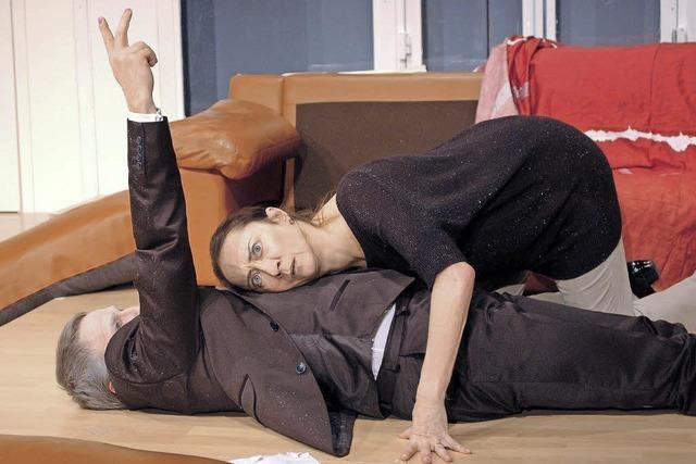 Wallgraben-Theater zeigt Frauen, die keine Opfer mehr sein wollen