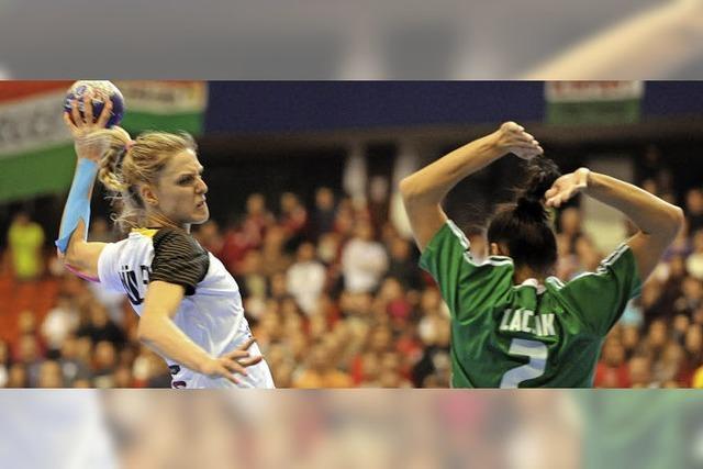 Es müllert im Frauen-Handball