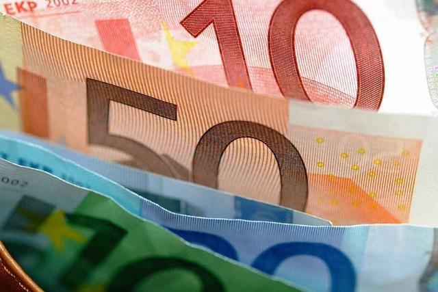 Polizist will 10.000-Euro-Fund behalten