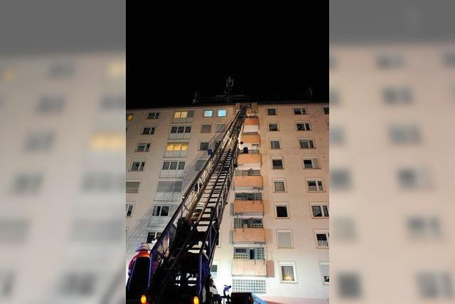 Feuerwehr bringt Wohnungsbrand in Bötzingen schnell unter Kontrolle