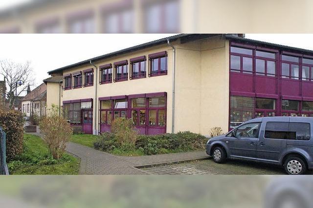 Die Grundschule wird für 757 000 Euro umgebaut