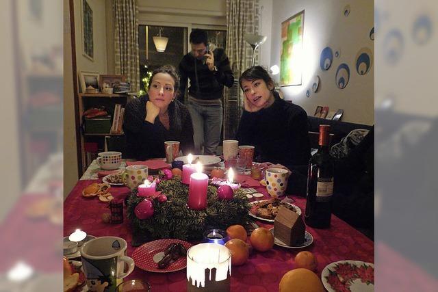 DIE SPINNEN, DIE RÖMER: Vier Kerzen am dritten Advent