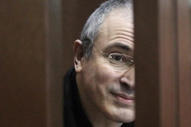 Putin will Chodorkowski begnadigen