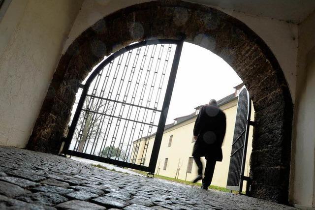 Flüchtlinge kommen ins Kloster Weingarten
