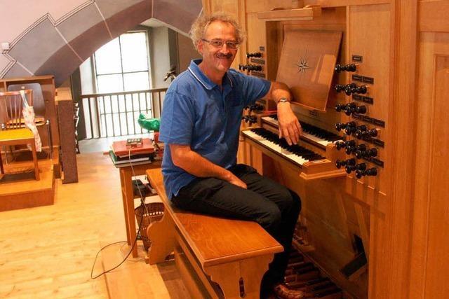 Orgelprofessor aus Staufen erhält Echo Klassik-Preis