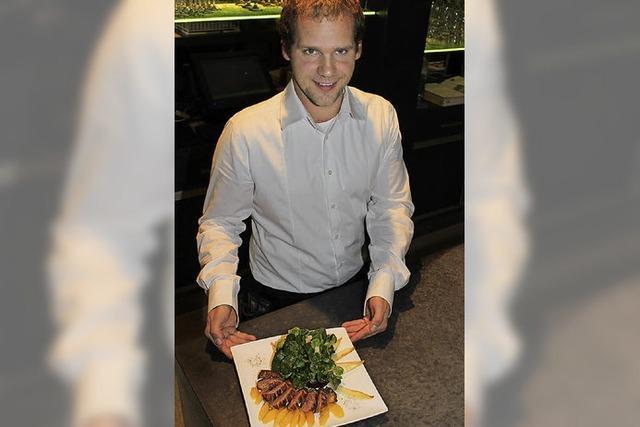 FEINES ZUM FEST: Salat mit Pfiff zur Entenbrust