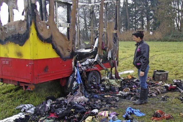Zirkus Lamberti verliert bei Brand fast alle Requisiten