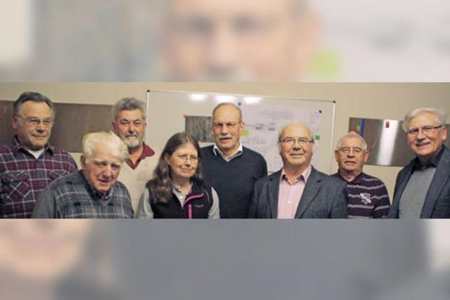 14 Wallbacher für ehrenamtliches Engagement geehrt