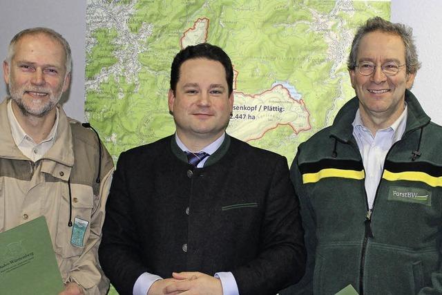 Ein Ortenauer Duo soll den Nationalpark leiten