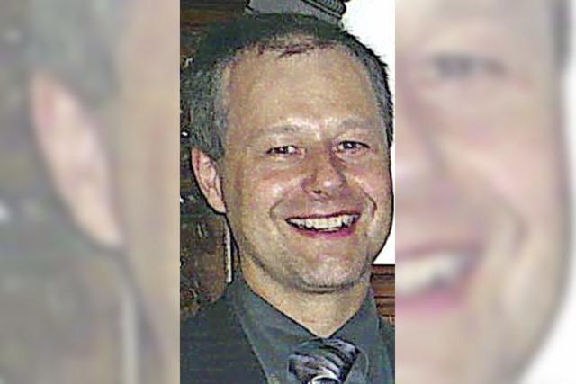 Roland Giebenrath kandidiert in Kehl