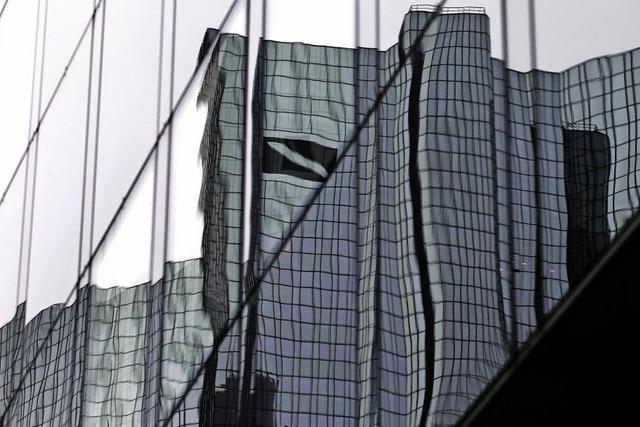 Deutsche Bank legt US-Hypothekenstreit bei