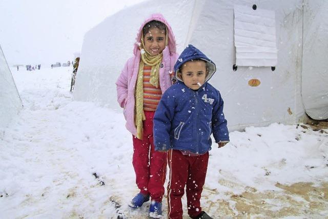 Rüdiger Ehrler von der Welthungerhilfe über die Lage der syrischer Flüchtlinge