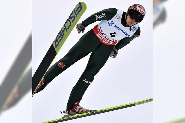 Fabian Rießle scheitert in der Qualifikation
